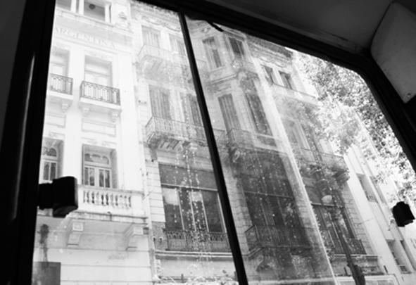 """Fotoserie """"Fensterblicke"""""""