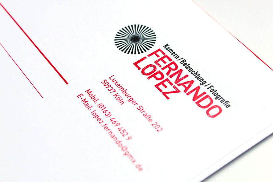 Kameramann Fernando Lopez