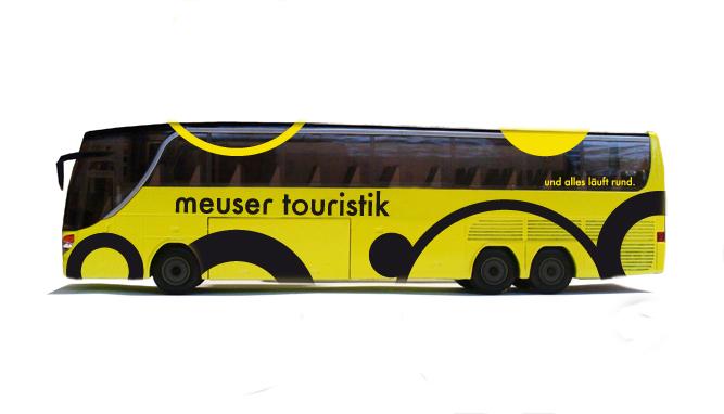 Meuser – Corporate Design Busgesellschaft
